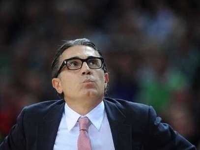 Sergio Scariolo ha anunciado que deja la Selección española de baloncesto Foto: Getty Images