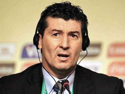 Chepo habló de que Méxito tendría posibilidades de ganar la Copa Confederaciones del próximo año. Foto: AFP