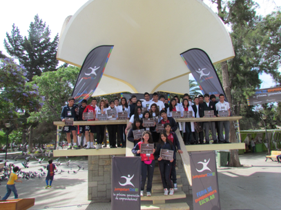 Primera Feria de Emprendimiento Juvenil, JumpStart ChilE! Ovalle 2012. Foto: GENTILEZA / GENTILEZA