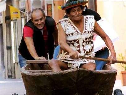 Documental Perú- Italia causó sensación en internet. Foto: Reproducción