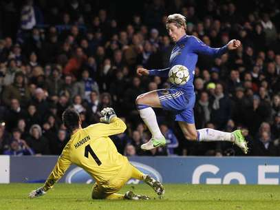 La goleada no le alcanzó al Chelsea y cayó eliminado en la fase de grupos Foto: AFP