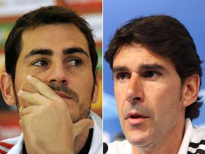 Casillas and Karanka don't see eye to eye.  Foto: Getty Images