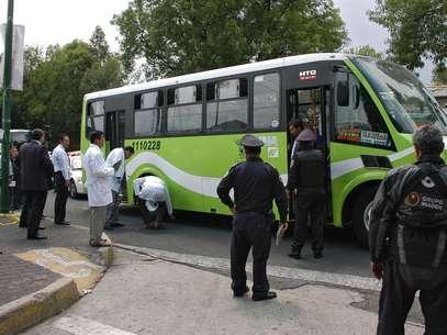 'El Coqueto' perpetró sus crímenes ganándose la confianza de sus víctimas mientras trabajaba como chofer de autobús urbano Foto: Getty Images
