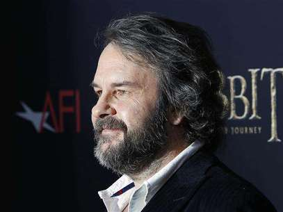 "Director Peter Jackson arrives for the premiere of his movie ""The Hobbit: An Unexpected Journey"" in New York December 6, 2012. Foto: Carlo Allegri / Reuters"