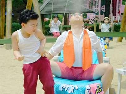 """El famoso video """"Gangnam Style"""" fue puesto en línea el 15 de julio. Foto: Reproducción"""