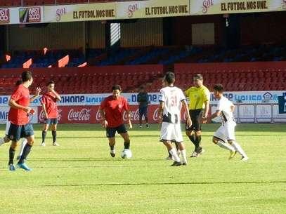 Braulio Luna marcó un gol. Foto: Cortersía Club Veracruz