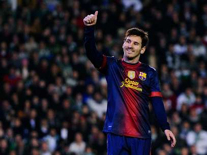 Messi tuvo un impresionante 2012. Foto: Getty Images