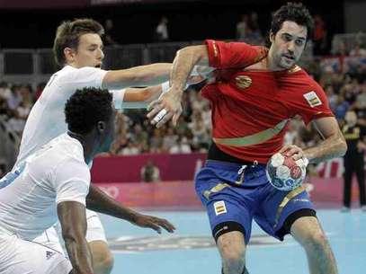 El español Raúl Entrerrios Foto: EFE