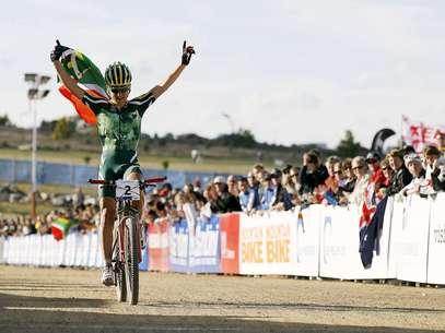 El ciclista Burry Stander, descanse en paz Foto: Getty images