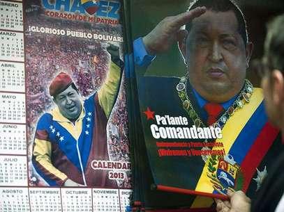 """Maduro recordó que el Hugo Chávez """"está consciente de todas las circunstancias que está viviendo, que son circunstancias complejas"""" Foto: AFP"""