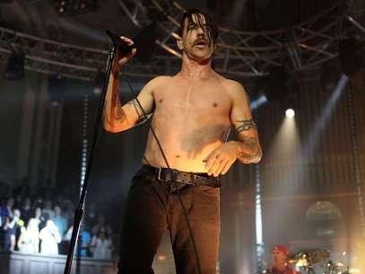 Los Red Hot Chili Peppers presentarán sus nuevas canciones en formato físico. Foto: Getty Images