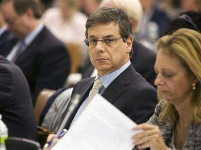Israel's Deputy Foreign Minister Danny Ayalon attends a meeting of the Ad Hoc Liaison Committee, the donor support group for the Palestine, at the United Nations in New York September 18, 2011. Foto: Allison Joyce / Reuters