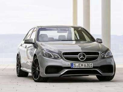 Foto Mercedes-Benz E63 AMG 4MATIC Sedan 2014 Foto: Mercedes-Benz
