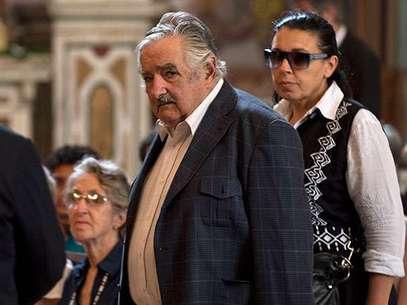 """El presidente de Venezuela, José Mujica, recomendó al pueblo venezolano tener """"serenidad"""" tras confesar que ha visto al país caribeño """"convulsionado"""" por la """"incertidumbre"""". Foto: AFP"""