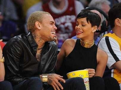 Rihanna y Chris Brown quieren ser padres en unos años. Foto: Getty Images