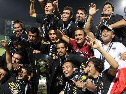 En 2012, el Monterrey logró el Bicampeonato de la CONCACAF Foto: David Tamez/Rayados.com / Terra Networks México S.A. de C.V.