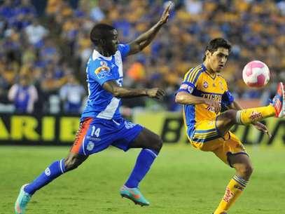 Edison Toloza jugó su última temporada en Puebla de México Foto: EFE