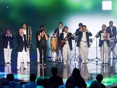 La noticia de la llegada de Los Ángeles Azules al escenario del Vive Latino 2013 causó conmoción en la red. Foto: Clasos