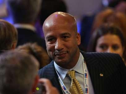 Ray Nagoin estuvo al frente de las tareas de reconstrucción en la ciudad tras Katrina. Foto: Getty Images