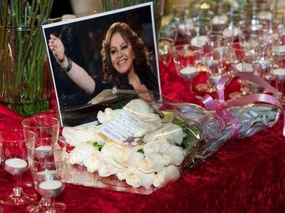 Jenni Rivera falleció el 9 de diciembre en un accidente de aéreo el 9 de diciembre de 2012. Foto: Getty Images