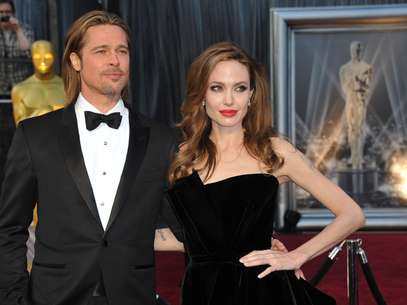 Brad Pitt quiere comprar video sexual de Angelina Jolie Foto: Getty Images