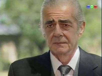 """Serrano, en """"Dulce amor"""" Foto: TV"""