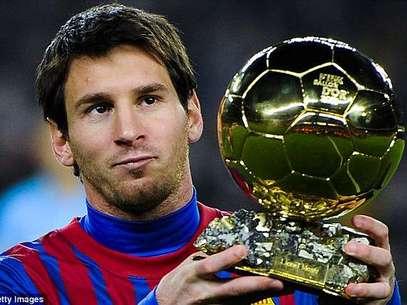 Messi quiere seguir ganando títulos Foto: Getty Images