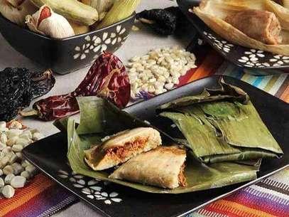 La Candelaria es una fiesta popular celebrada por los cristianos en honor de la Virgen de la Candelaria y que se celebra con tamales. Foto: Reforma