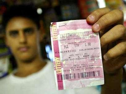 Un ganador de la lotería de EEUU Foto: Terra