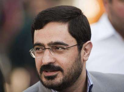 Tehran Prosecutor General Saeed Mortazavi attends an execution by hanging in Tehran in this August 2, 2007 file photo. Foto: Morteza Nikoubazl / Reuters
