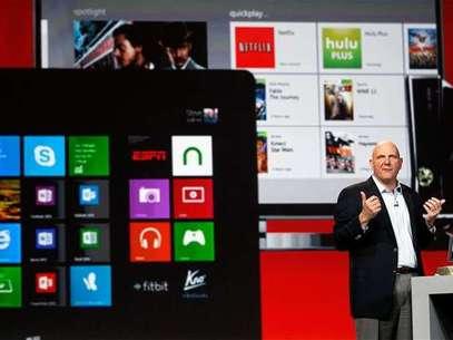 Steve Ballmer, consejero delegado de Microsoft. Foto: REUTERS