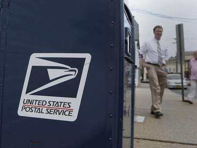 A United States Postal Service mailbox is seen in Manhasset ,New York August 1, 2012. Foto: Shannon Stapleton / Reuters