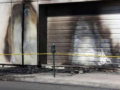 El 18 agosto del 2009, hombres que viajaban a bordo de una motocicleta dispararon contra la fachada de las instalaciones de El Siglo de Torreón y el 15 de noviembre del 2011, un grupo armado atacó durante la madrugada las instalaciones del periódico. Foto: Archivo / Reforma