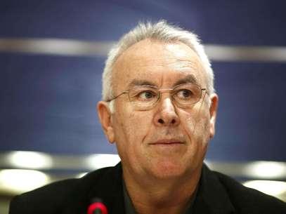 El coordinador general de Izquierda Unida, Cayo Lara. Foto: EUROPA PRESS