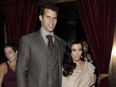Un juez dictó que se puede establecer una fecha para el juicio de divorcio entreKim Kardashian y Kris Humphries Foto: Evan Agostini, archivo / AP