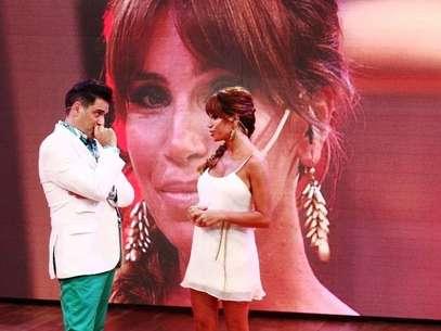 """Al empezar en """"Dale la tarde"""", Peña habló de la primera aparición de su video. Foto: Prensa Ideas del Sur"""