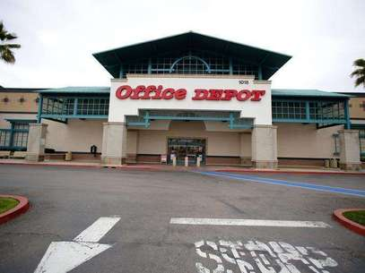 An Office Depot store is pictured in Encinitas, California, February 19, 2013. Foto: Mike Blake / Reuters