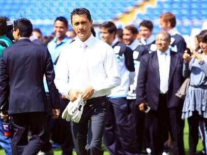 Adolfo Ríos, presidente deportivo de Querétaro. Foto: Mexsport