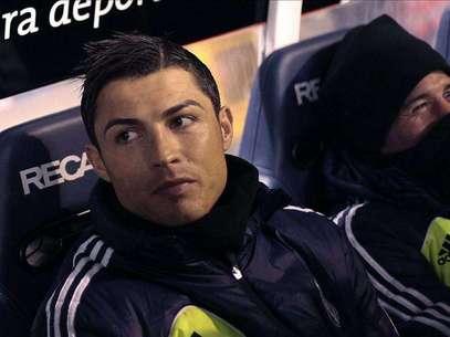 Cristiano Ronaldo. Foto: Agencia EFE / © EFE 2013. Está expresamente prohibida la redistribución y la redifusión de todo o parte de los contenidos de los servicios de Efe, sin previo y expreso consentimiento de la Agencia EFE S.A.
