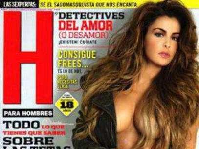 Foto: (VIDEO) Ninel Conde furiosa con la revista H / Revista H / Terra