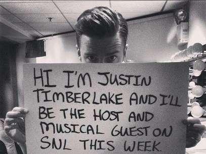 Foto: Instagram/@justintimberlake