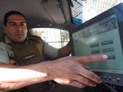 El gobierno presentó moderna tecnología Foto: UPI