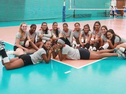 La selección peruana forma parte del Grupo A del Mundial Juvenil de Vóley. Foto: Miguel Bustamante / Terra Perú