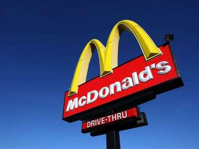 Según la demanda, Spencer y sus hijos estaban en un McDonald's de Chicago el 4 de febrero del 2012 cuando Jacquel recogió el condón usado del piso, y poco después tosió un pedazo de este. Foto: AFP / AFP