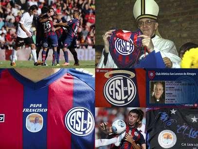 No cabe duda que la designación del nuevo Papa le trajo mucha suerte al conjunto azulgrana. Foto: Especial