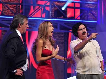 'El patrón del pan' se llevó todas las miradas la noche del sábado en la televisión chilena. Foto: Matías A. Delacroix/Terra.