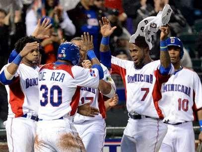 ominicana coronó su paso invicto por el Clásico Mundial 2013 de béisbol con una blanqueada de 3x0 sobre Puerto Rico Foto: Getty Images