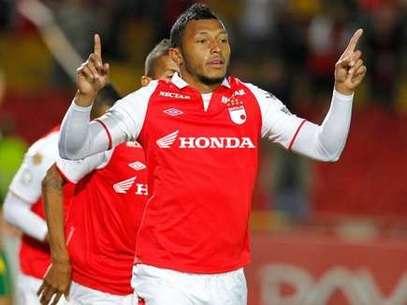 Carlos Valdés, zaguero central de Independiente Santa Fe. Foto: Cortesía de @juanmurs