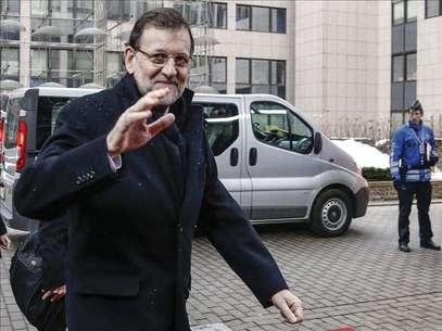 Rajoy está de vacaciones: el martes por la noche salió de ver a la selección en París y se fue a Doñana a descansar, donde celebrará su cumpleaños. Foto: Agencia EFE / © EFE 2013