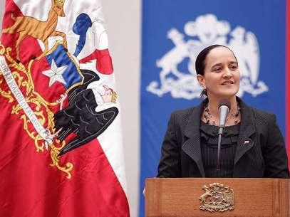 Francisca Florenzano, directora del Senda Foto: Agencia UNO
